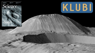Kuva: Dawn Science Team and NASA/JPL-Caltech/GSFC & Science / AAAS